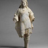 Marble statuette of Dionysos<br /> <br />